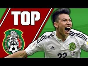 FIFA 17 🇲🇽 TOP 10 BEST YOUNG PLAYERS FROM MEXICO - Career Mode With High Potencial