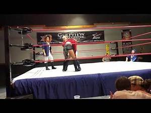 Avery Taylor vs Ellie w/ Special guest referee