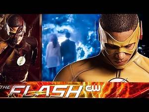 Wally West Will Rescue Barry From The Speedforce !?! Flash Season 4 !!!