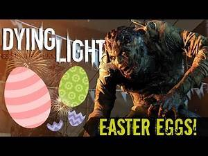Dying Light: The Following Easter Eggs - Haunted Harry Potter House