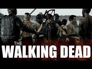 The Walking Dead - Stop Motion - Ep. 6