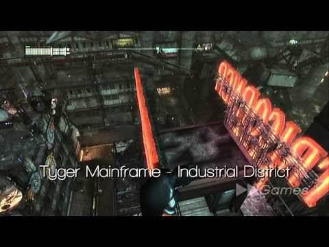 Batman: Arkham City - All Tyger Camera Mainframe Locations