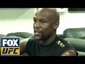 Floyd Mayweather's media day press conference | Mayweather vs. McGregor | UFC ON FOX