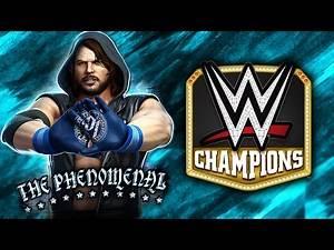 BRAND NEW WWE GAME!!   WWE Champions #1