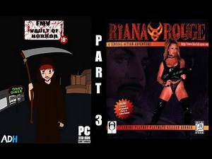 "FMV Vault of Horror- ""Riana Rouge"" Part 3"