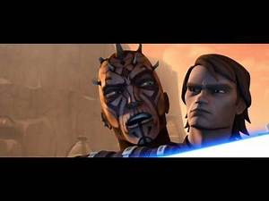 Star Wars: The Clone Wars - Anakin & Obi-Wan vs. Nightbrothers [1080p]