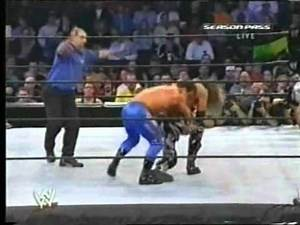 Wrestling Moves»Chris Benoit»Hat Trick