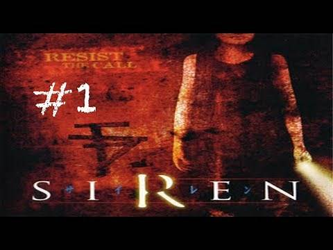 Siren Walkthrough 1 Gameplay (PS2)