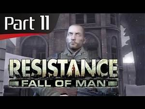 Let's Play Resistance: Fall of Man - Part 11