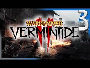 CONVOCATION OF DECAY W/MACENATOR!   Warhammer Vermintide 2 Multiplayer Gameplay E3
