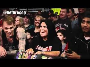 After Raw went off the air: The Rock Concert Continued March 12, 2012 Cleveland Happy Birthday Beth!