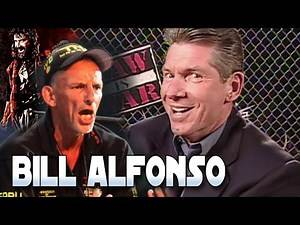 Bill Alfonso Shoots on Vince McMahon