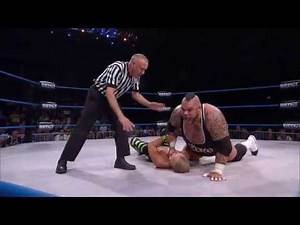 Tag Tournament: EC3 & Tyrus vs Eric Young and Rockstar Spud (Oct 22, 2014)
