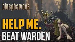 Blasphemous : How to Beat Warden of the Silent Sorrow Boss