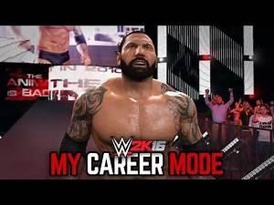 "WWE 2K16 My Career Mode - Ep. 51 - ""THE ANIMAL UNLEASHED!!"""