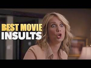 Best Movie Insults That We | Playground Insults | Verbal Abuse | Mean Comments