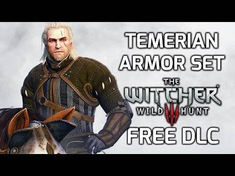 Witcher 3: Where and How to Get the Temerian Armor Set (FREE DLC)