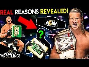 WHAT?! WWE Lied About Brock Lesnar! (REAL Reason Dolph Ziggler Returned To WWE!)