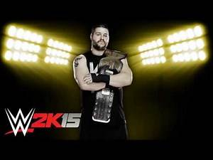 "#LR WWE 2K15 Kevin Owens Theme Song ""Fight"" by CFO$ (Arena Effects)"