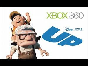 Up - Altas Aventuras Completo - XBOX 360