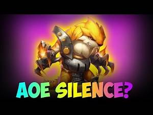 New Hero GAME PLAY Very Overpowered Castle Clash