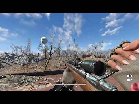 Fallout 4 Better Vanilla Guns Reload Animations | Mods | Xbox One X