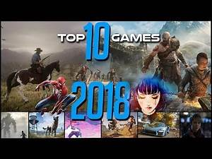 Top 10 BEST Xbox One and PS4 Games of 2018