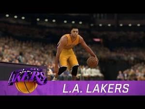 NBA 2K17 New Player Attributes!
