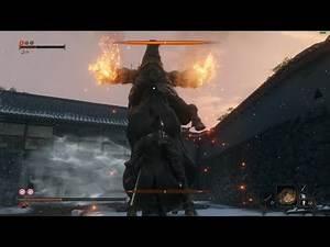 Sekiro - Blazing Bull [Enemies Die Twice Mod] No Damage