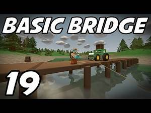 "UNTURNED - E19 ""Bridge Building!"" (WASHINGTON Role-Playthrough 1080p)"