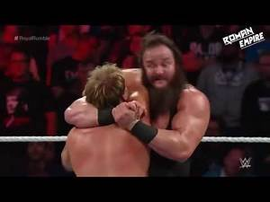 WWE Raw 15 February 2018- 30 Men Royal Rumble Match 2016 Highlights_HD