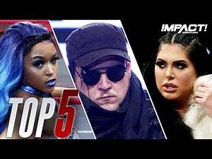 Top 5 Must-See Moments from IMPACT Wrestling for Mar 17, 2020   IMPACT! Highlights Mar 17, 2020