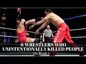 6 Wrestlers Who Unintentionally Killed People - Sportskeeda Hindi