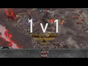 Dawn of War 2: Retribution - 1v1 | Charlyle Grey - Force Commander [vs] Acey - Warlock