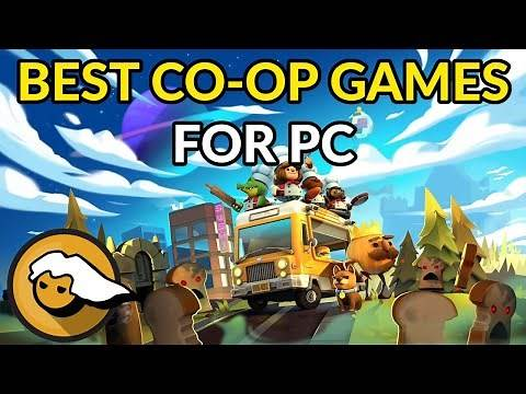 TOP 20 BEST Co-op Games for PC