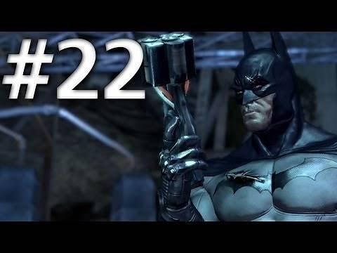 Batman Arkham Asylum - Walkthrough - Part 22 - Ultra Batclaw - Road To Batman Arkham Knight