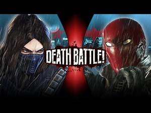 Death Battle Fan-Made Trailers: Winter Soldier VS Red Hood (Marvel vs DC Comics)