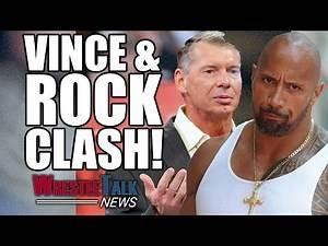 Dwayne Johnson & Vince McMahon Clashing Over Wrestlemania 33! Roadblock Return! | WrestleTalk News