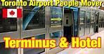 [ Canada Airport ] Terminal Link at Toronto Pearson International Airport