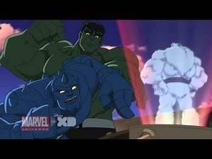 """Hulk and the Agents of S.M.A.S.H. """"The Strongest One There Is"""" trailer"""