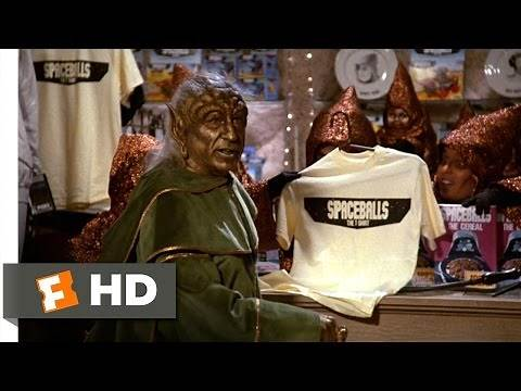 Spaceballs (6/11) Movie CLIP - Merchandising! Merchandising! (1987) HD