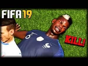 BROKEN NECK in FIFA 19?!? - Top 5 KILLS of the Week