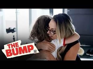 Trish Stratus gets emotional before SummerSlam: WWE's The Bump, Nov. 27, 2019