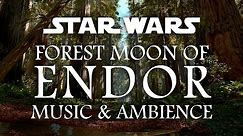 Star Wars Music and Ambience | Moon of Endor