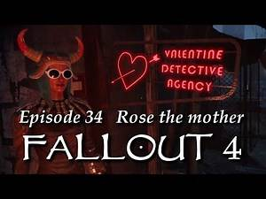 Fallout 4 ep34 Rose the mother - PS4