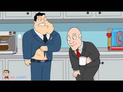 American dad-Stan becomes a woman