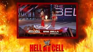 AJ Lee vs. Brie Bella - Divas Championship Match: Hell In A Cell, October 27, 2013