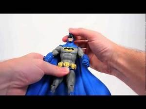 Toy's R Us Exclusive Arkham City Bat-Suit 70's-Deco Batman