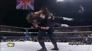 Bret Hart vs. The Undertaker Highlights HD One Night Only 1997