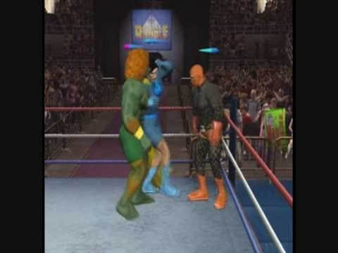 wwe legends of wrestlemania 30 caw royal rumble part 1